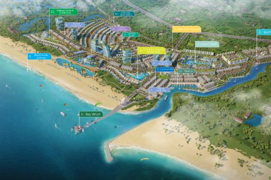Đâu là yếu tố giúp Venezia Beach chinh phục lợi nhuận kỳ vọng 30%?