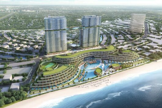 Sheraton Binh Chau Resort & Spa: Niềm kiêu hãnh của Venezia Beach Hồ Tràm – Bình Châu