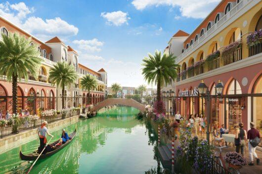 Tổ hợp nghỉ dưỡng phong cách Italy trên cung đường resort Hồ Tràm – Bình Châu